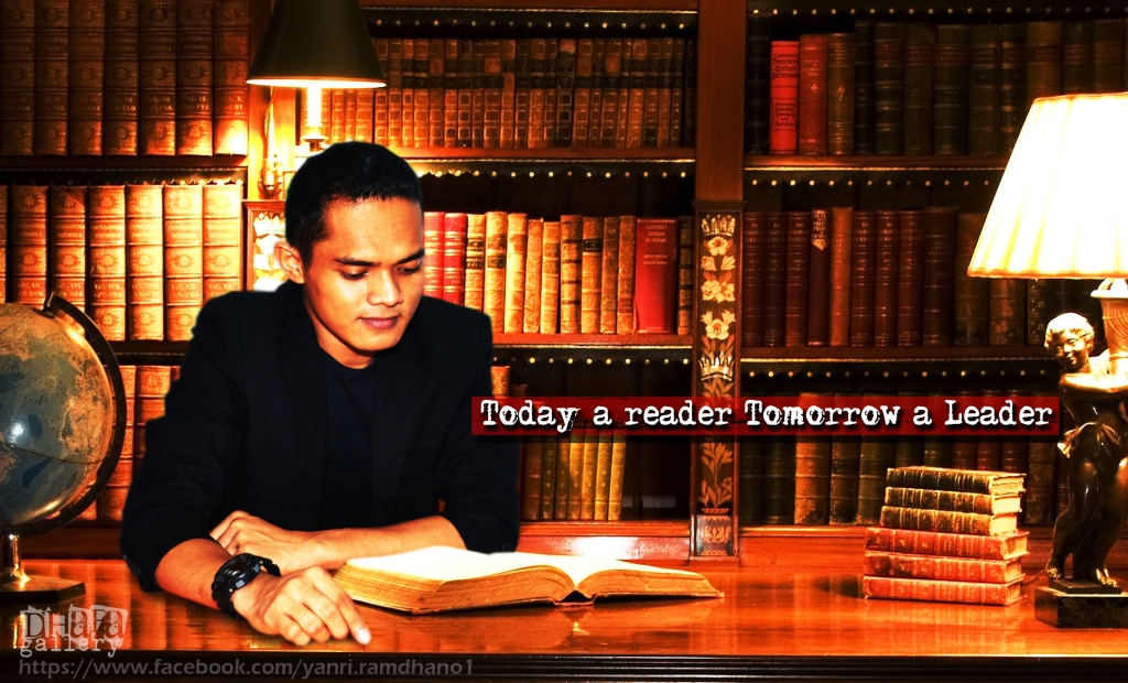 Today a reader tomorrow a Leader (0)