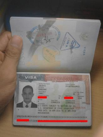 Yanri Ramdhano - Visa Amerika Serikat 1.jpg