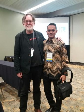 Jeremy Harmer, You First, TESOL 2016 Yanri Ramdhano.jpg